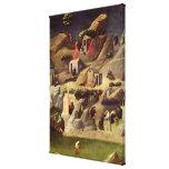El Thebaid, c.1410 Impresiones De Lienzo