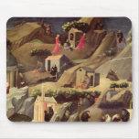 El Thebaid, c.1410 Mousepad