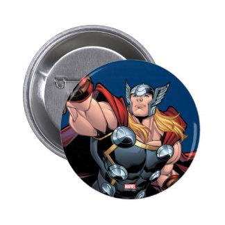 El Thor monta Pin Redondo De 2 Pulgadas