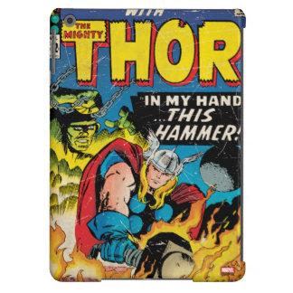 El Thor poderoso #120 cómico Carcasa iPad Air