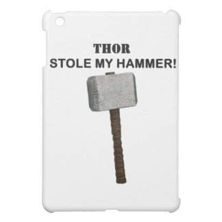 El Thor robó mi martillo