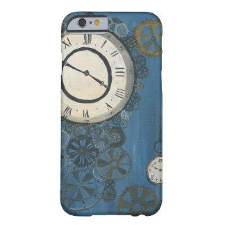 El tiempo ahora está funda de iPhone 6 barely there
