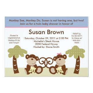 El tiempo de mono hermana la invitación de la