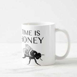 El tiempo es miel tazas
