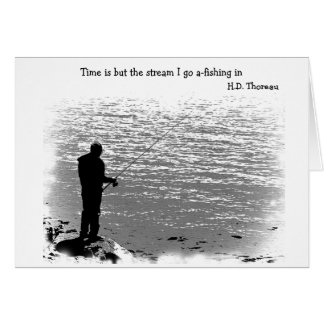 El tiempo es solamente la corriente