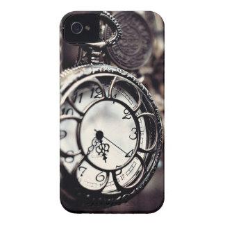 El tiempo funda para iPhone 4 de Case-Mate
