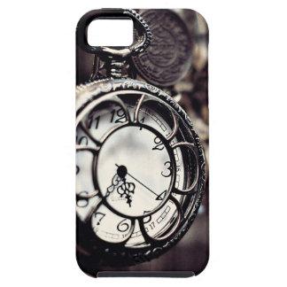 El tiempo funda para iPhone SE/5/5s
