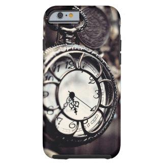 El tiempo funda resistente iPhone 6