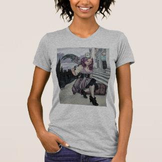 el tiempo guarda la camiseta del faery del steampu