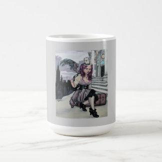 el tiempo guarda la taza del faery del steampunk q