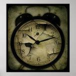 El tiempo ha expirado posters