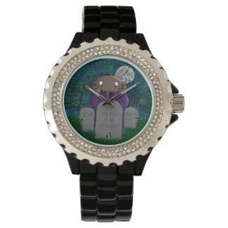 El tiempo no espera a nadie relojes de mano
