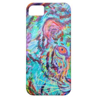 El tigre azul iPhone 5 coberturas