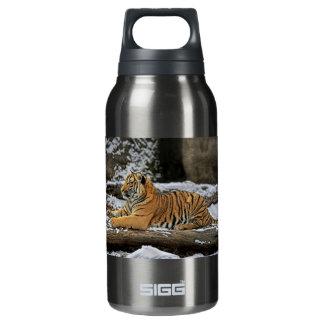 El tigre Cub presenta como esfinge Botella Isotérmica De Agua