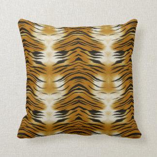 El tigre de los Arty raya el amortiguador del gato Almohadas