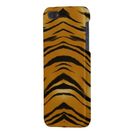 El tigre de los Arty raya la caja del teléfono del iPhone 5 Funda