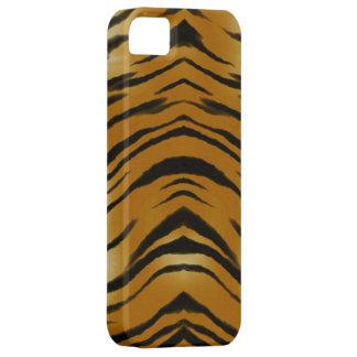 El tigre de los Arty raya la caja del teléfono del iPhone 5 Fundas