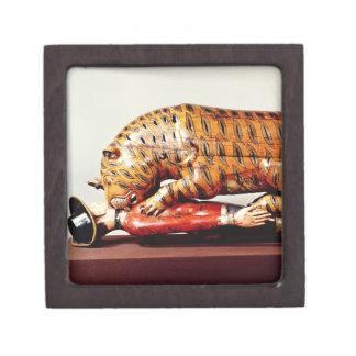 El tigre de Tipu, c.1790 (madera) Caja De Regalo De Calidad