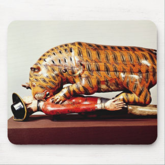 El tigre de Tipu, c.1790 (madera) Tapete De Ratones