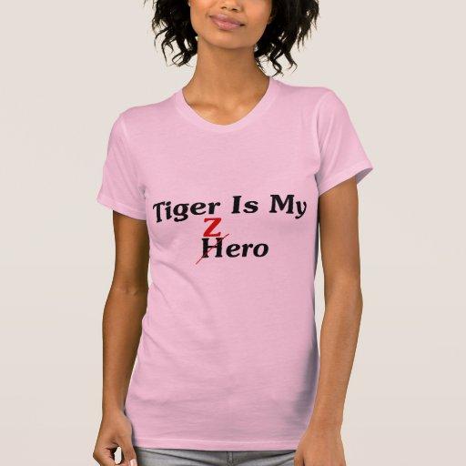 El tigre es mi cero camisetas