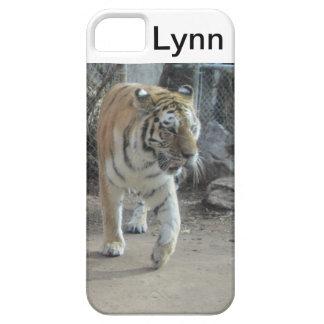 El tigre personalizó la caja iPhone5 iPhone 5 Carcasas