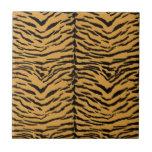 El tigre raya el modelo tejas  ceramicas