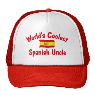 El tío español más fresco gorro de camionero