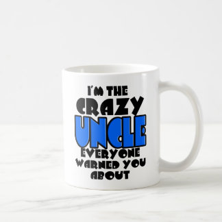 El tío loco Mug Taza De Café