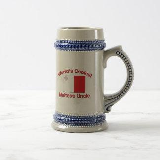 El tío maltés más fresco tazas de café