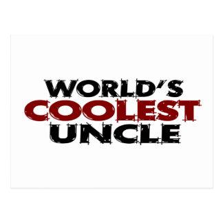 El tío más fresco de los mundos postal