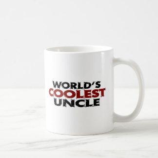 El tío más fresco de los mundos taza clásica