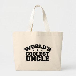 El tío más fresco del mundo bolsa de mano