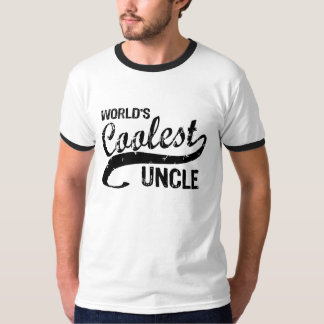El tío más fresco del mundo remeras