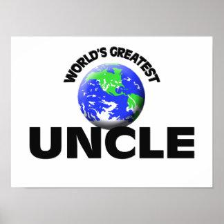 El tío más grande del mundo posters