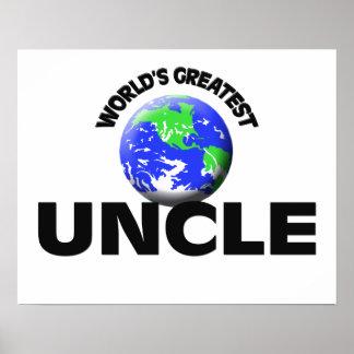 El tío más grande del mundo poster