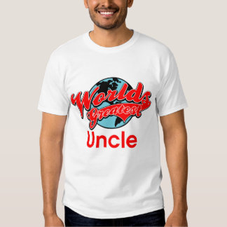 El tío más grande del mundo playera