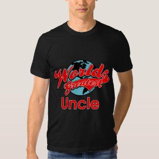 El tío más grande del mundo polera