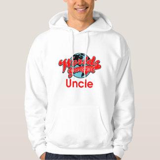 El tío más grande del mundo sudaderas con capucha