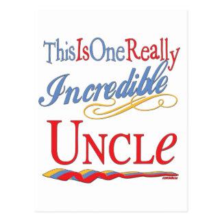 El tío más grande del mundo postal