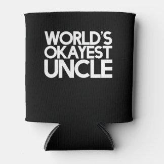 El tío más okayest del mundo enfriador de latas