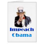 El tío Sam acusa a Obama Felicitacion
