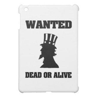 El tío Sam quiso a muertos o vivo