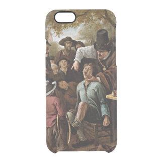 El tirador del diente, pintura 1651 funda clearly™ deflector para iPhone 6 de uncommon