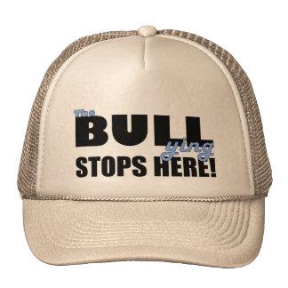 El tiranizar para aquí el gorra de color caqui azu