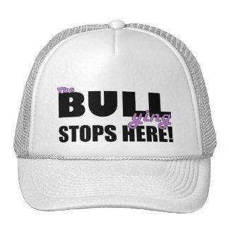 El tiranizar para aquí el gorra púrpura