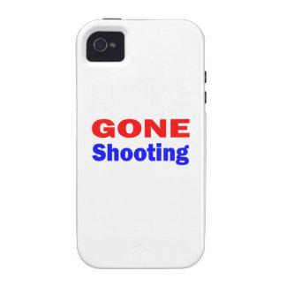 El tirar ido iPhone 4 fundas