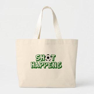 El tiro sucede bolsa