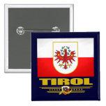 El Tirol (el Tyrol) Pin Cuadrada 5 Cm