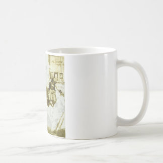 el tiroteo taza de café