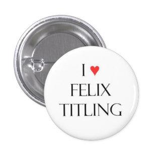 El titular de Felix del corazón I Pin